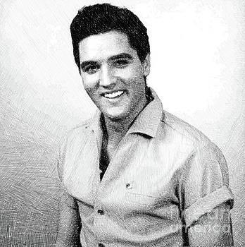 John Springfield - Elvis Presley by JS