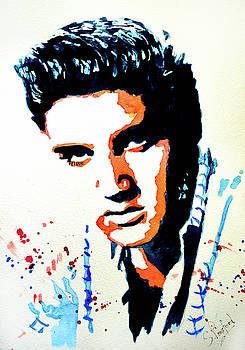 Elvis by Steven Ponsford