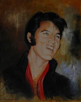 Elvis by Tony Calleja
