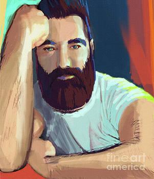 Ely Portrait by John Castell