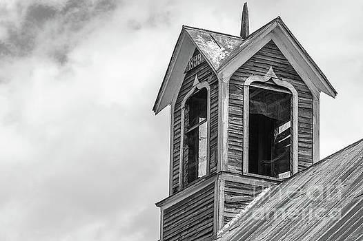 Edward Fielding - Ely Vermont Barn 1899 Barn Cupola