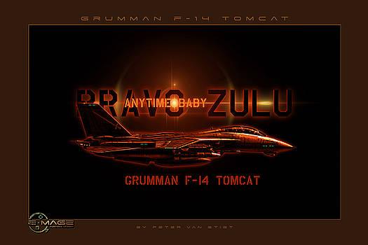 Emage Bravo Zulu by Peter Van Stigt