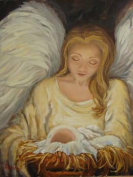 Emanuel God With US by Debra Latham