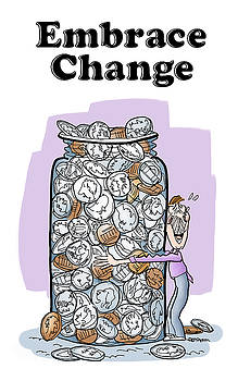 Embrace Change by Mark Armstrong