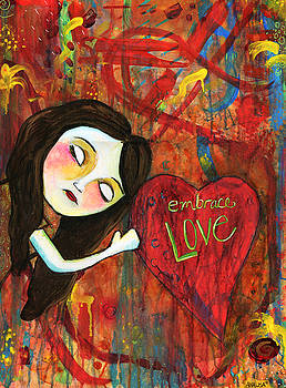 Embrace Love by AnaLisa Rutstein