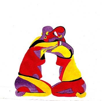 Embrace by Martha Colon