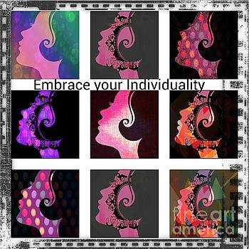Embrace Your Individuality by Cindy McClung