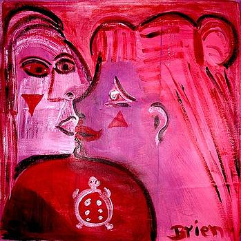 Embracing Picasso by Shakti Brien