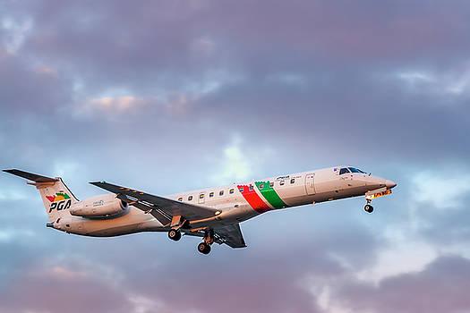 Hernan Bua - Embraer ERJ-145