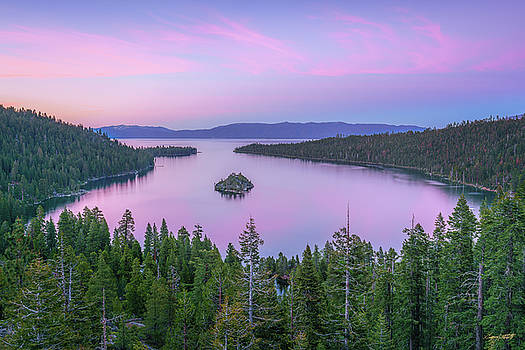 Emerald Bay by Greg Mitchell Photography