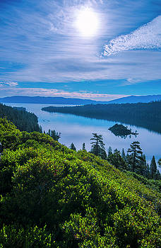 Emerald Bay II by Steven Ainsworth