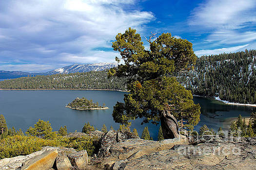 Emerald Bay by Irina Hays