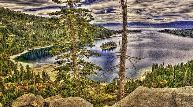 LeeAnn McLaneGoetz McLaneGoetzStudioLLCcom - Emerald Bay Lake Tahoe