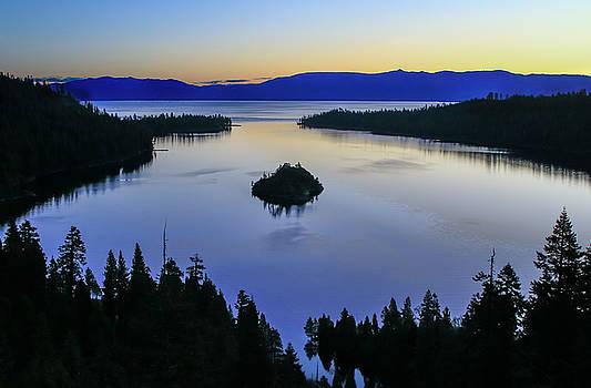 Emerald Bay Morning by Craig Sanders
