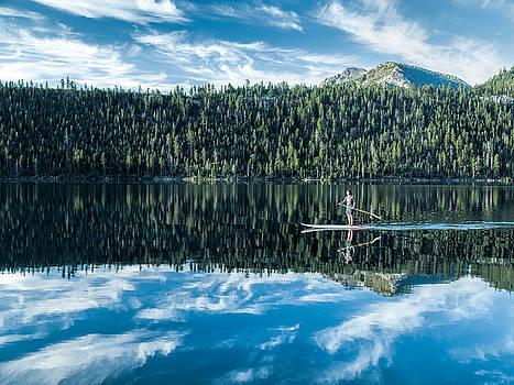 Emerald Bay Morning by Martin  Gollery