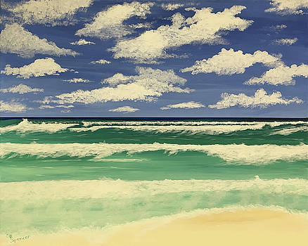Emerald Coast by Connie Spencer