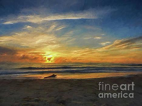 Emerald Isle, N C by Mim White