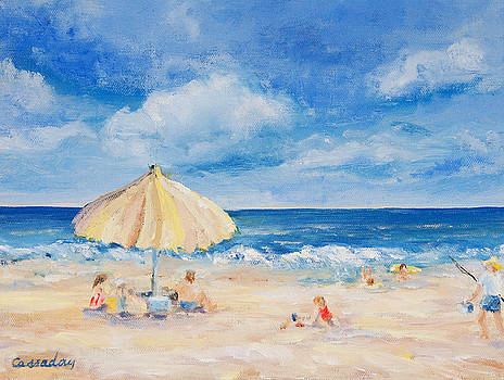 Emerald Isle Summer by Evelyn Cassaday