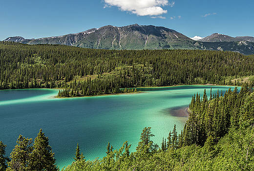 Emerald Lake by Ed Clark