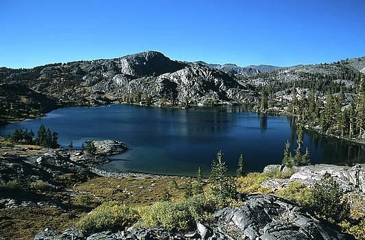 Don Kreuter - Emerald Lake from JMT
