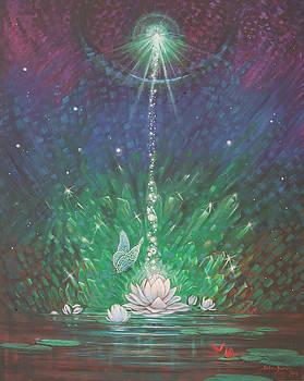 Silvia  Duran - Emerald Light 2