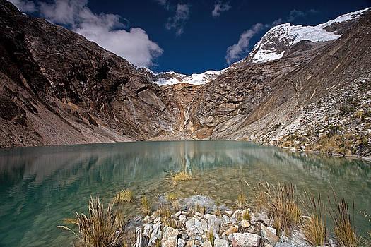 Aivar Mikko - Emerald Mountain Lake