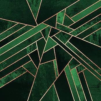 Emerald Night by Elisabeth Fredriksson