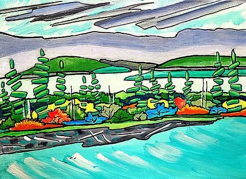 Nikki Dalton - Emerald Sea Islands