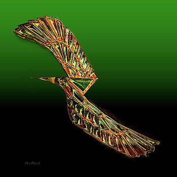 Emerald Wings by Asok Mukhopadhyay