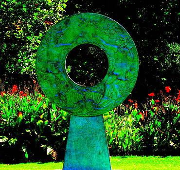 Emerald Zen by Journey Ilyse