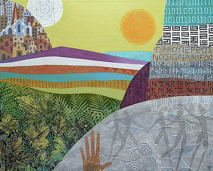 Emergence Towards a Future Sun by Jennifer Baird
