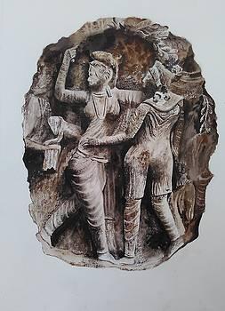 Emerging from History by Ashwini Tatkar