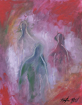 Emerging by Krysta Bernhardt