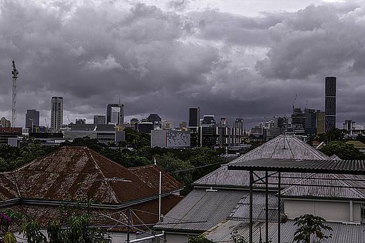 Emerging Skyline by Chris Hood