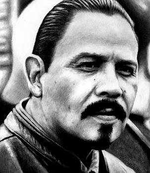 Emilio Rivera as Marcus Alvarez by Rick Fortson
