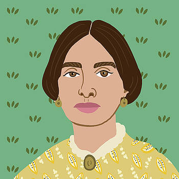 Emily Dickinson by Nicole Wilson