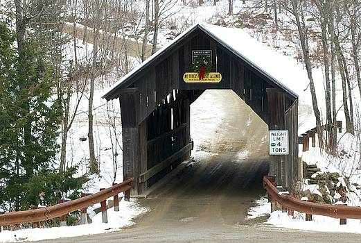 Emily's Covered Bridge by James Walsh