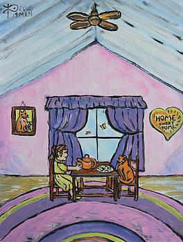 Emily's Tea Party by Julie Pitman