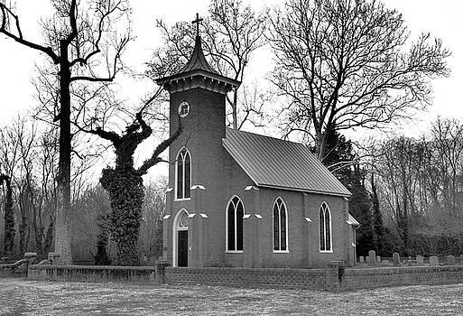 Emmanuel Episcopal Church II by Troy  Skebo