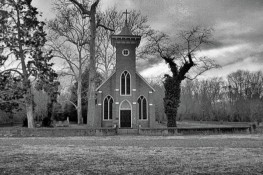 Emmanuel Episcopal Church  by Troy  Skebo