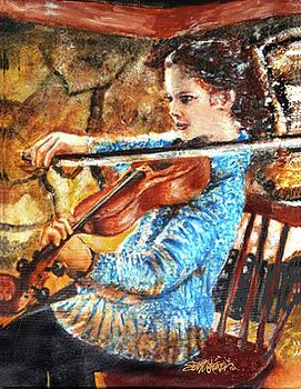 Emma's Violin by Seth Weaver