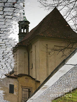 Emmaus Monastery in Prague by Michal Boubin