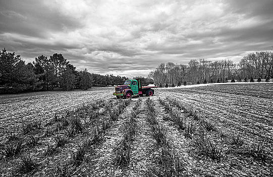 EMO REO Farm Truck by Robert Seifert