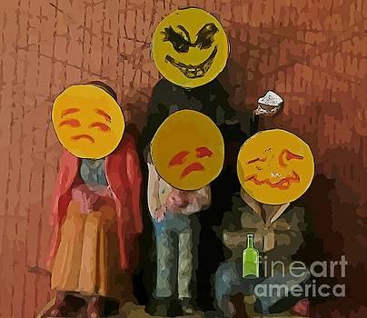 John Malone - Emoji Family Victims of Substance Abuse
