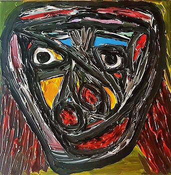Emotional react by Darrell Black
