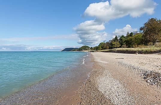 Empire Beach by Fran Riley