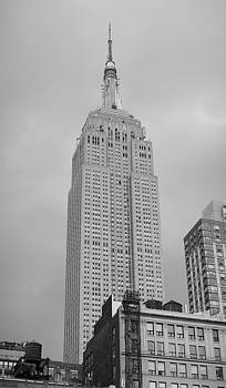 Richard Reeve - Empire State Building - Art Deco Icon