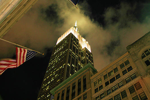 Empire State Building by Elom Bowman