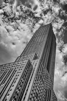 Empire State Building by John Dryzga