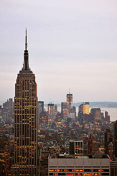 Empire State Building No.2 by Zawhaus Photography